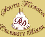 South Florida Celebrity Baker